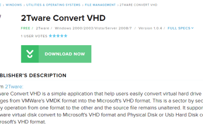 How To Convert VMDK To VHD in 5 Minutes