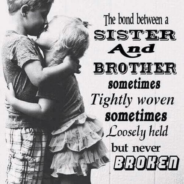 Sibling Quotes