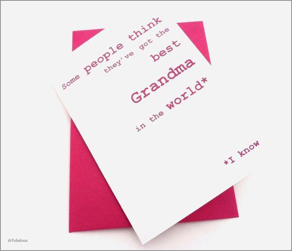 Awesome Grandma Birthday Card Ideas 3