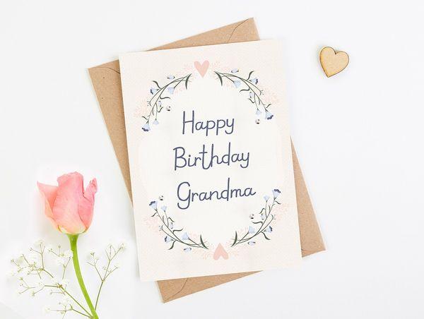 Awesome Grandma Birthday Card Ideas 5