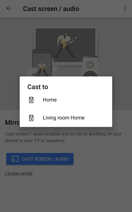 Galaxy S6 How to Mirror Screen to TV or PC