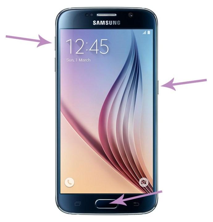 Galaxy S6 PIN Password