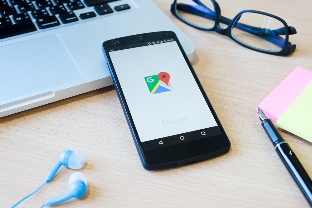 Change Google Maps Navigation Voice on
