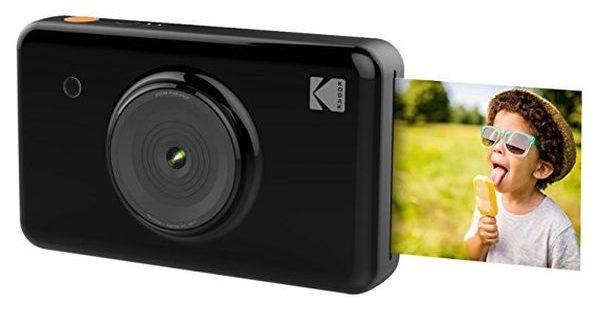 Kodak Mini SHOT Instant Print Digital Camera & Printer With LCD Display