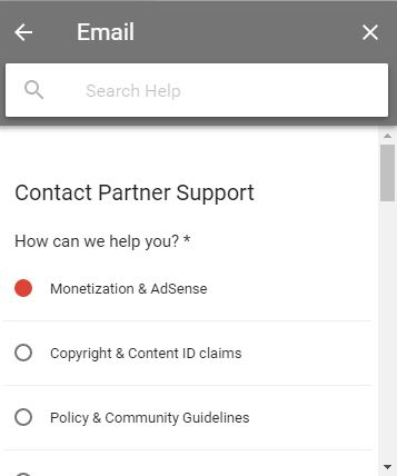 YouTube Appeal Monetization and AdSense