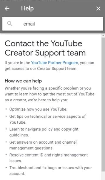 YouTube Appeal Monetization