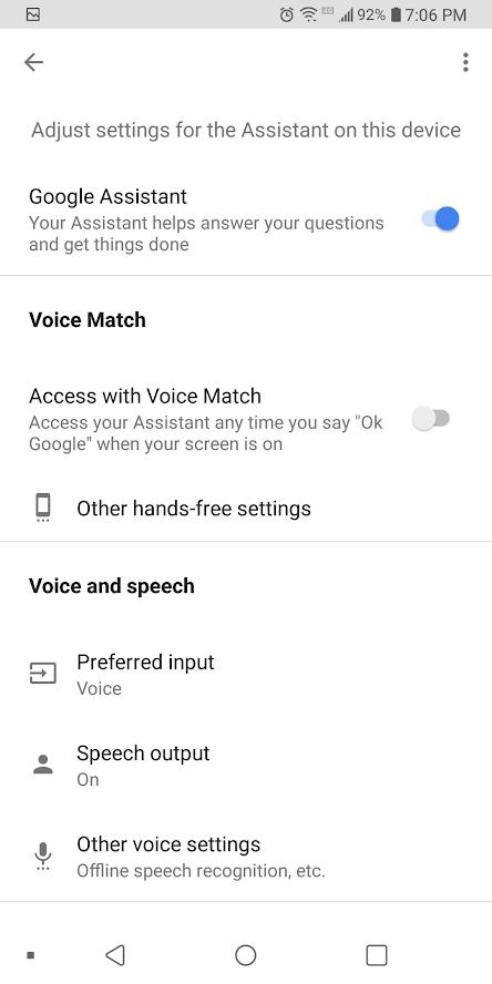 How To Change OK Google to Something Else