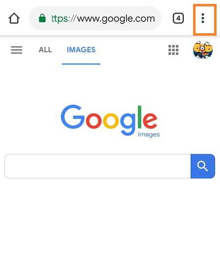 Google Image Reverse Search