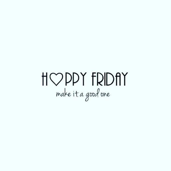 love happy friday quotes