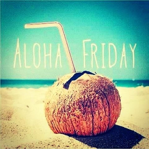 happy friday quotes on the beach