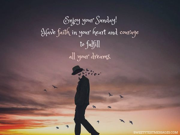 Sunday Blessings Quotes 1
