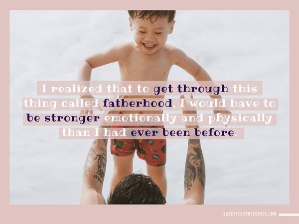 Father And Son Quotes For Instagram