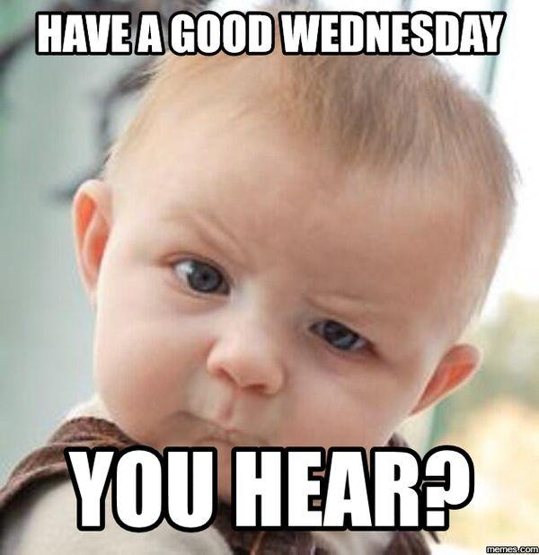 Funny Wednesday Memes 2