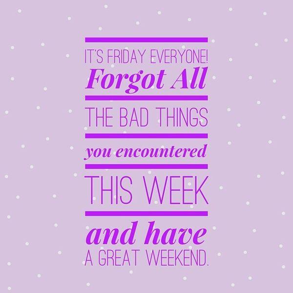 gorgeous happy friday quotes