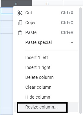 How To Add an Image to Your Google Spreadsheet Cell