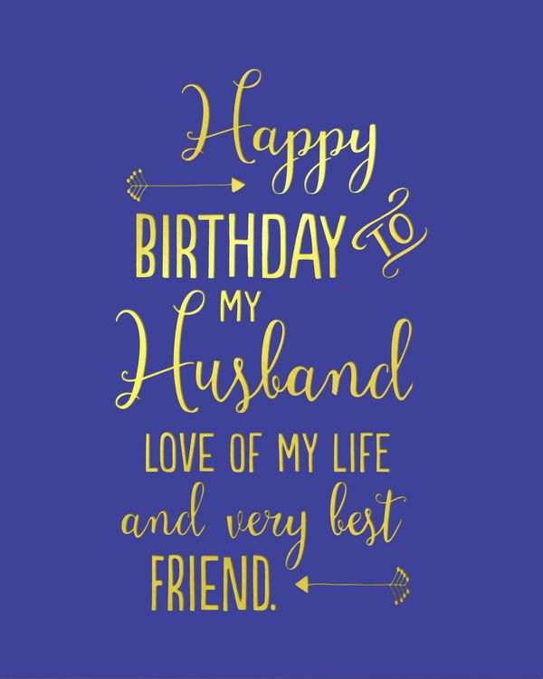 Beautiful Happy Birthday Husband Images 1