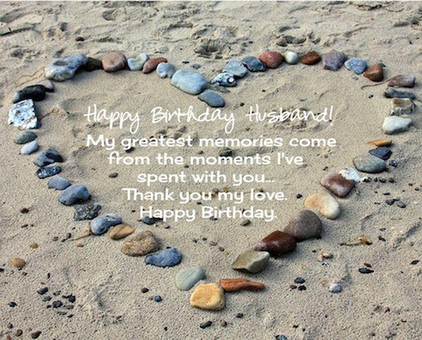 Beautiful Happy Birthday Husband Images 6