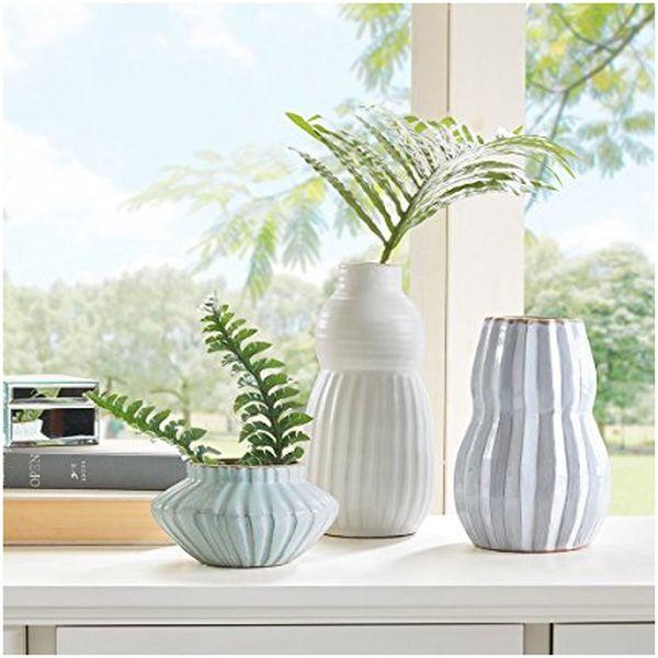 Carson Handmade Terracotta Vase Set