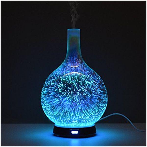 3D Glass Oil Diffuser