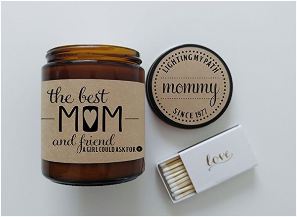 Candle Gift for Mom