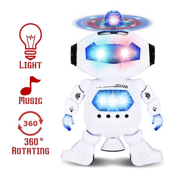 Funtok Dancing Robot