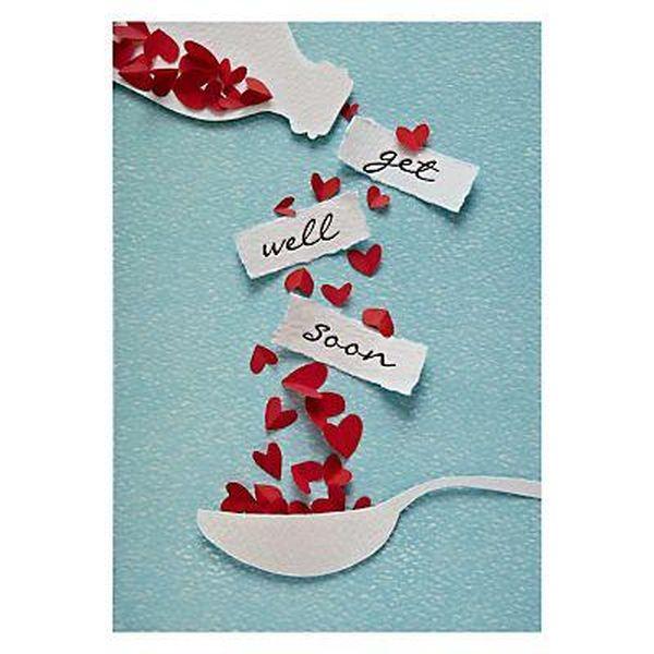 Cute Get Well Soon Card Ideas