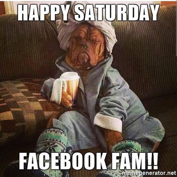 Happy Saturday Meme 5