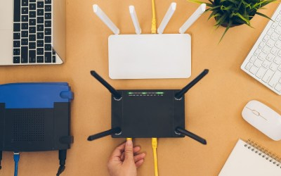 How to Add a Second Router to Your Wireless Network