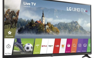How To Update the Apps on an LG Smart TV