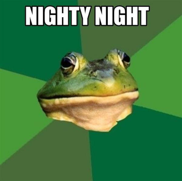 Humorous Nighty Night Meme 4