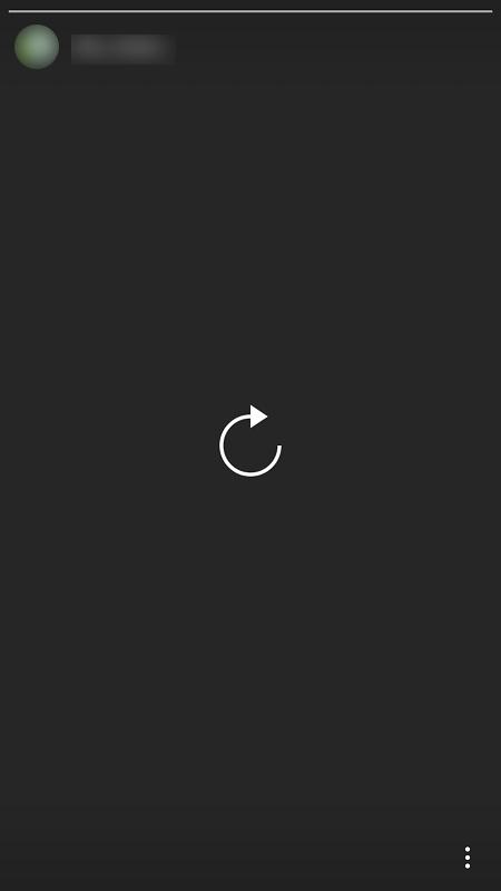 Instagram Hikayesi hatası
