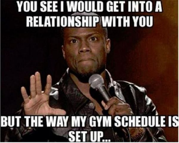Monday workout meme 2