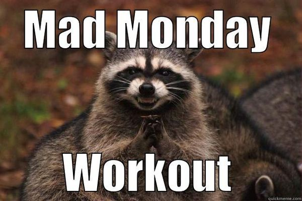 Monday practice meme 4