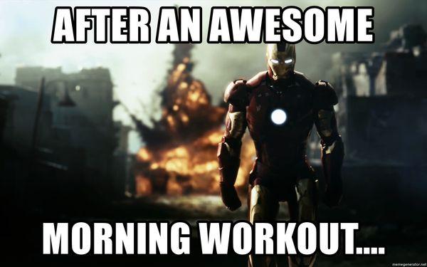 Morning Workout 5