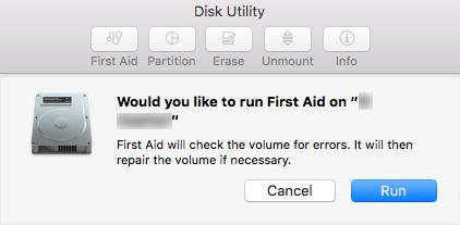 SSD Health on Mac