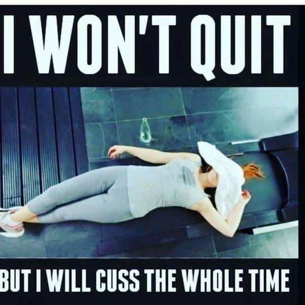 Super Funny Exercising Memes 2