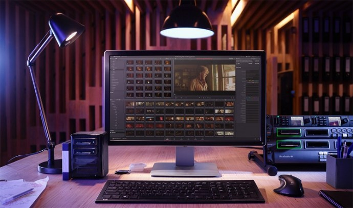 Video Editing DaVinci