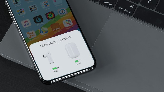 airpods battery iphone