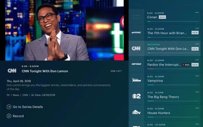 Hulu record