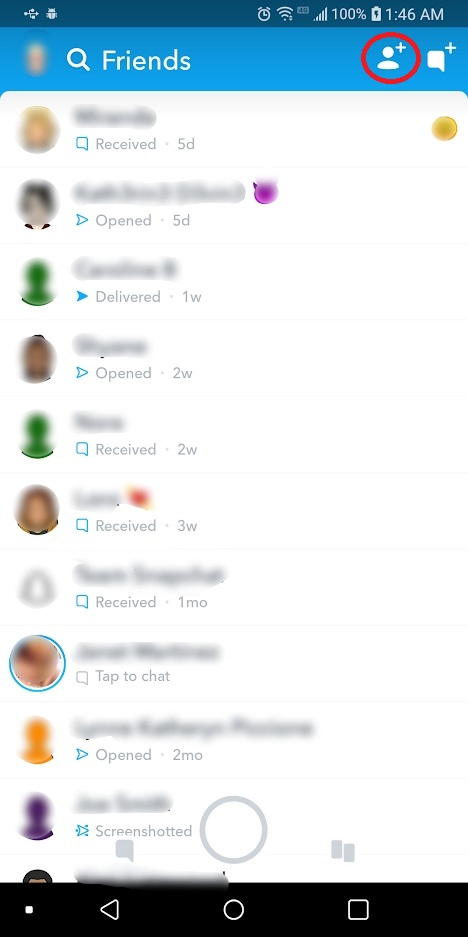Most followed snapchat accounts
