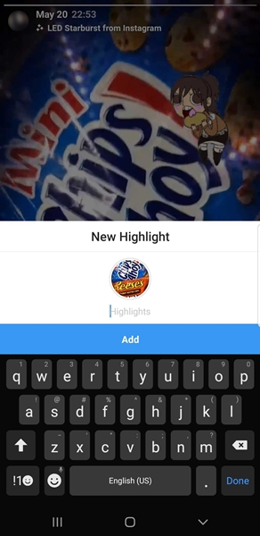 Add Highlight on Instagram Without Posting