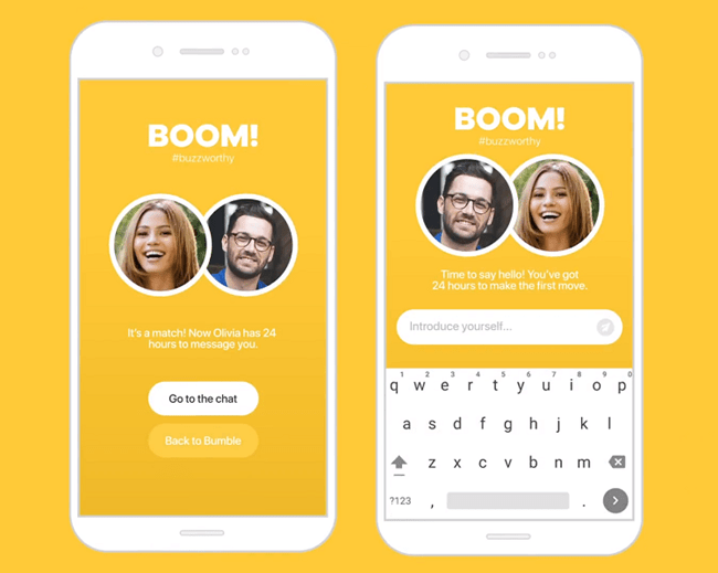 Bumble most popular profiles