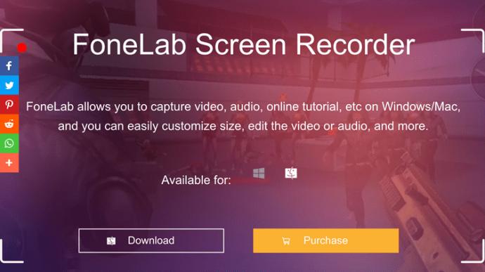 FoneLab Screen Recorder