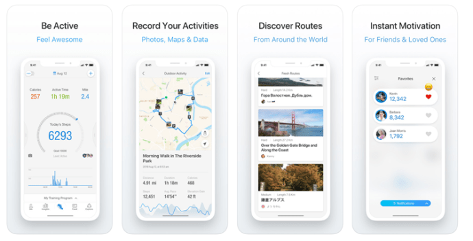Free iPhone Pedometer App