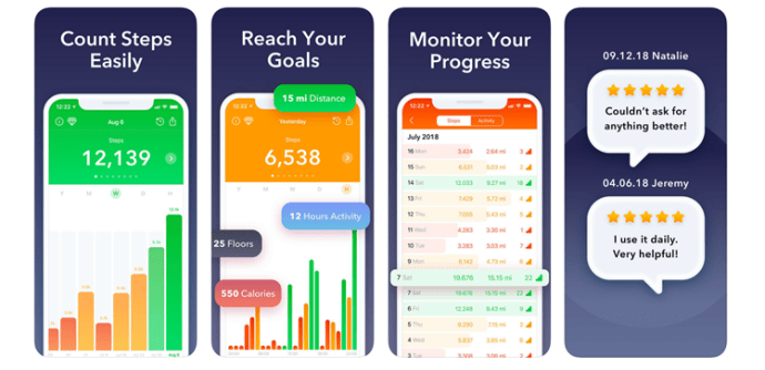 Free iPhone Pedometer Apps