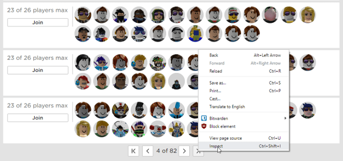 How to Find Empty Servers in Roblox