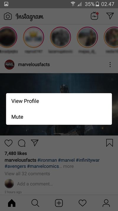 So spulen Sie die Instagram-Story zurück