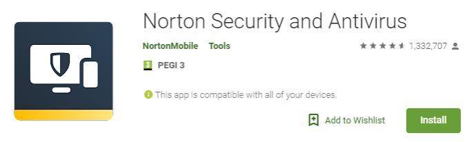 Norton Security & Antivirus