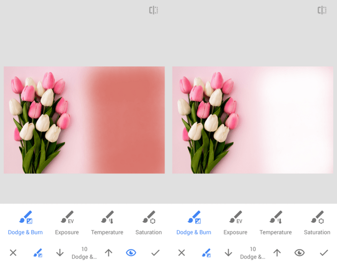 Remove Background Snapseed