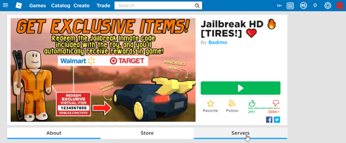 How To Find Empty Servers On Roblox